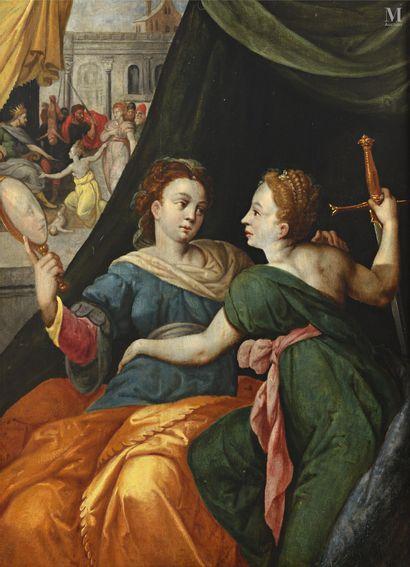 *Attribué à Jacob de BACKER (vers 1555 - 1585)