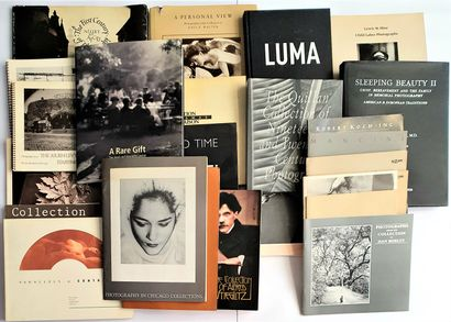 COLLECTIONS : 26 ouvrages et catalogues