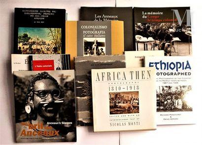 AFRIQUE : 11 ouvrages et catalogues