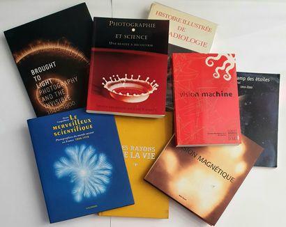 SCIENCES & PHOTOGRAPHIE: 8 ouvrages et catalogues