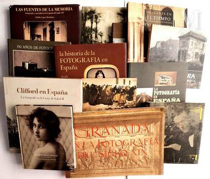 ESPAGNE : 13 ouvrages et catalogues