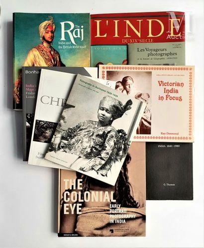 INDE : 9 ouvrages et catalogues