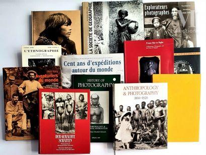 EXPLORATEURS & ETHNOGRAPHIE : 12 ouvrages et catalogues