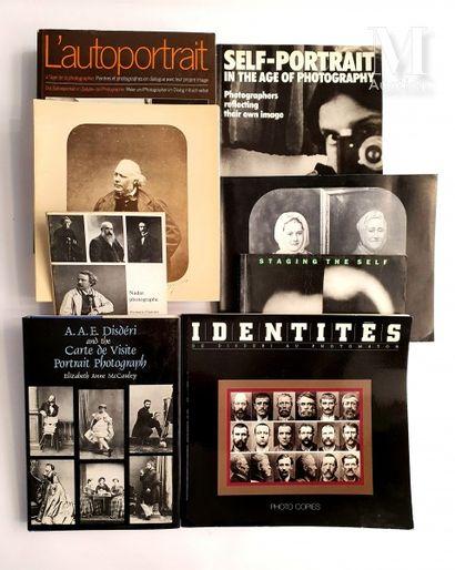 PORTRAITS : 9 ouvrages et catalogues