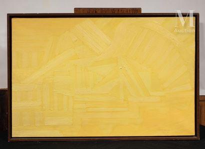 Serge CHARCHOUNE (Bougourrouslan 1888- Villeneuve Saint Georges 1975) Composition...