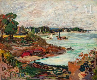 EDY LEGRAND (Bordeaux 1892-Bonnieux 1970)