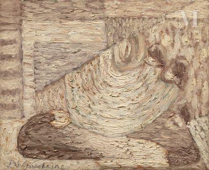 Serge CHARCHOUNE (Bougourrouslan 1888- Villeneuve Saint Georges 1975)