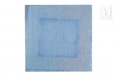 Louis Cane (né en 1943) Composition, 1974  Gouache sur papier signé et daté au dos...