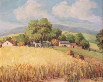 Paul FERON (XXème siècle)
