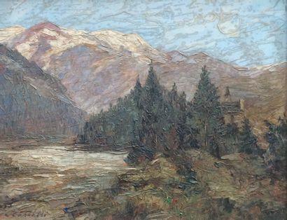 CASTELLI (XXème siècle)