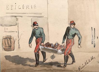 René VALETTE (1874-1956)