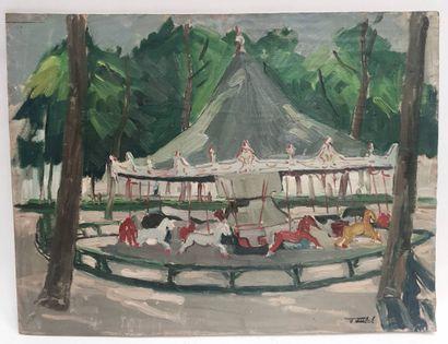 Louis Edouard TOULET (1892-1967)