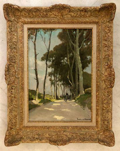 Maurice CAHOURS (Paris 1889 - Cagnes sur mer 1974)