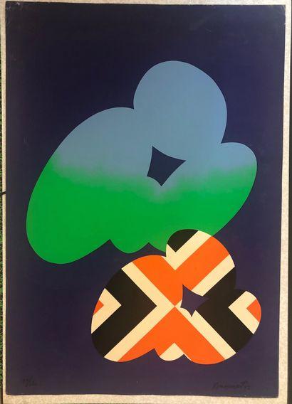 GUY DE ROUGEMONT (né en 1935)