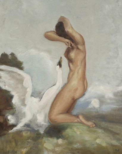 Marcel DYF (1899-Bois d'Arcy 1985)