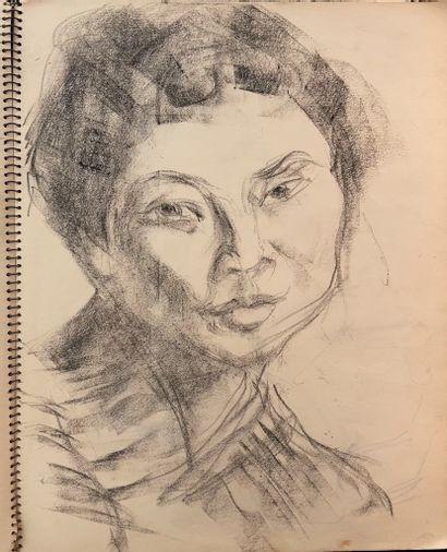 Lou ALBERT-LASARD (Metz 1885-Paris 1969)