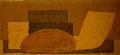 Serge CHARCHOUNE (Bougourouslan 1888- Villeneuve Saint Georges 1975)