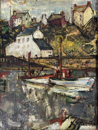 Jean COMMERE (Paris 1920-Angers 1986)