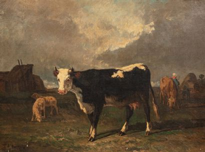 Antonio CORTÈS (1827-1908)