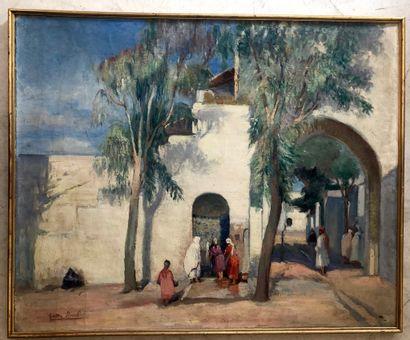 Gaston Jules Louis DUREL (1879 - 1954)