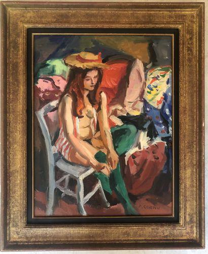Pierre CORNU (Salon de Provence 1895 - 1996)