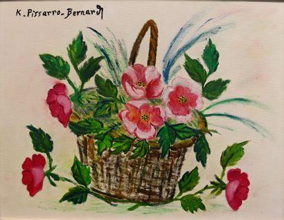 Camille PISSARRO-BERNARD (1900-1989) dite...