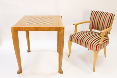 Maurice LAFFAILLE (1902 - 1987)  Table à...
