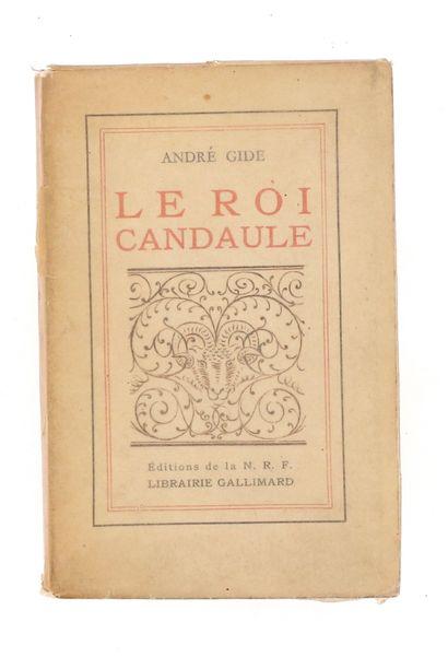 GIDE (André).