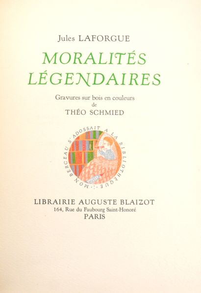 SCHMIED (Théo) & LAFORGUE (Jules).