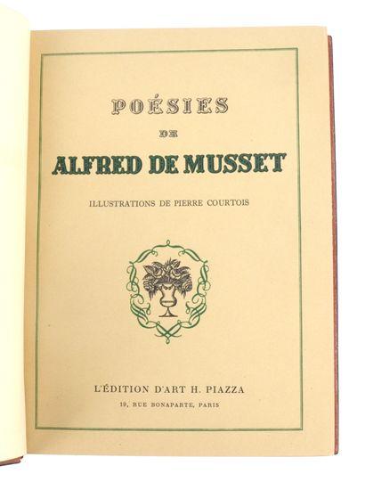 COURTOIS (P.) & MUSSET (A. de).