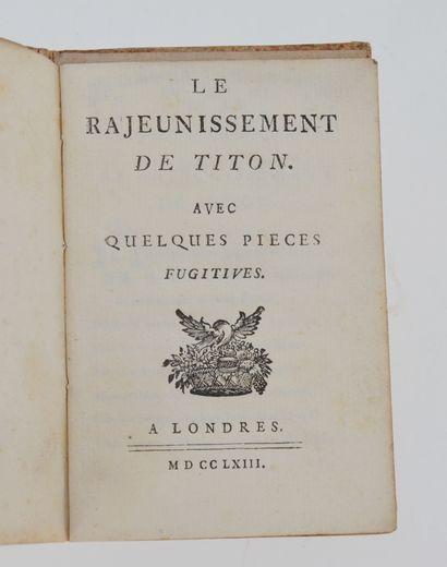 MONCRIF (François Augustin)