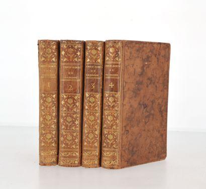 CORNEILLE (Pierre) Oeuvres de P. Corneille. Nouvelle édition imprimée d'après celle...
