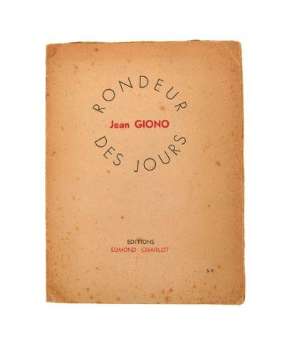 GIONO (Jean).