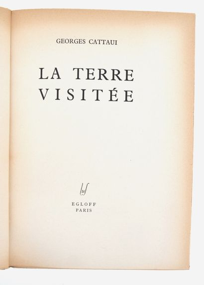 CATTAUI (Georges).