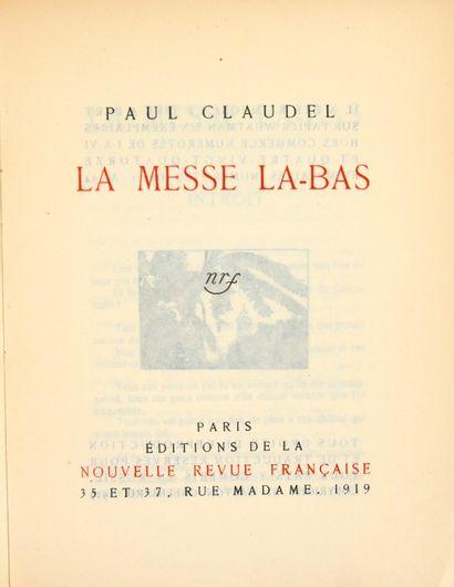 CLAUDEL (Paul).