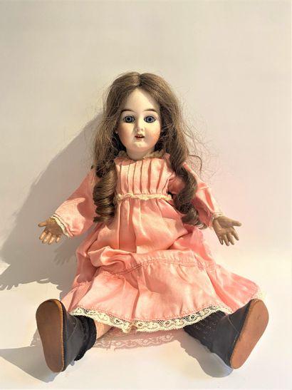 Une poupée allemande