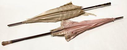 2 ombrelles