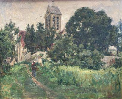 Germain DAVID-NILLET (1861-1932)