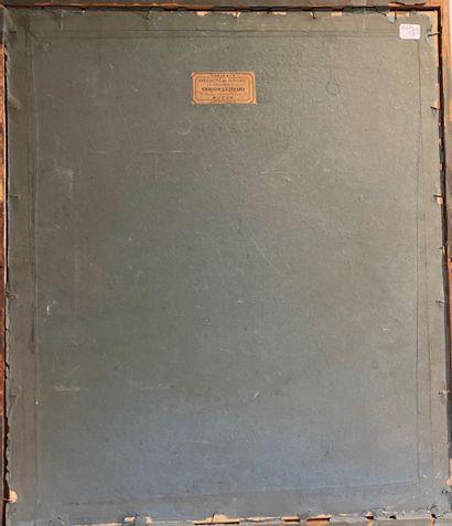 Gustave MORIN (1809-1886) Paysannes  Dessin et aquarelle  31,5 x 23,5 cm  Signé en...