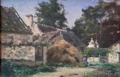 Emile Charles Lambinet (1815-1877)