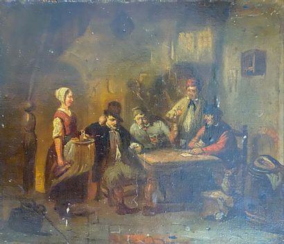 Ecole française du XIXième siècle