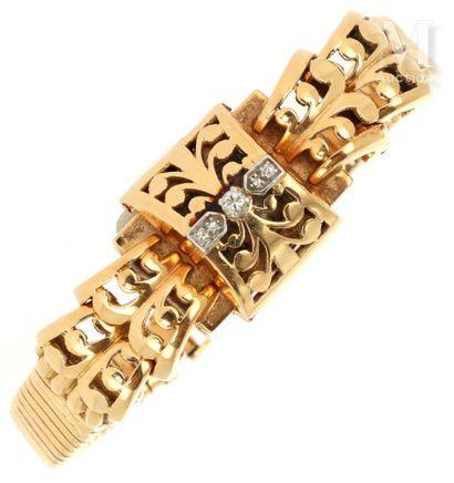 Montre bracelet de dame