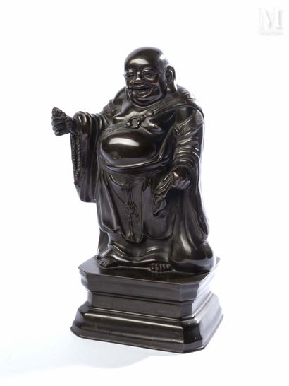 VIETNAM, XXe siècle, Sculpture en bronze