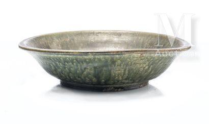VIETNAM, XVIIIe siècle, Coupe en céramique glaçurée