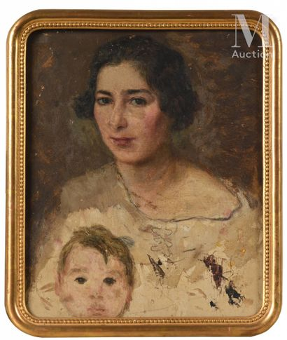 Dimitry Dimitrievich KOUZNETSOV (1852-1924), attribué à.