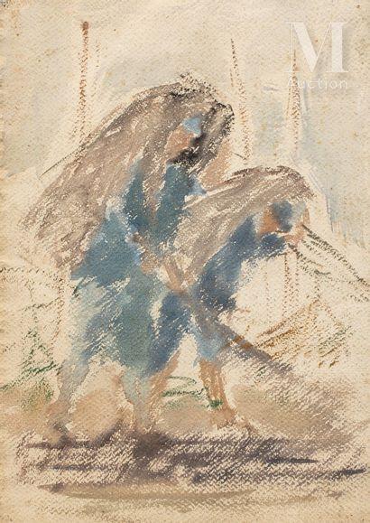 Jacques CHAPIRO (1887-1972), attribué à.