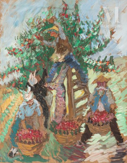 Jacques CHAPIRO (1887-1972).