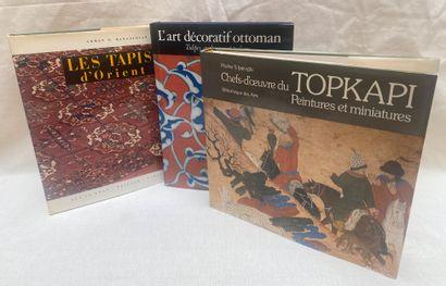 Turquie / Tapis : 3 vol.