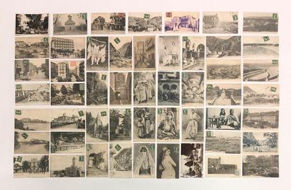 Collection de cartes postales sur l'Algérie