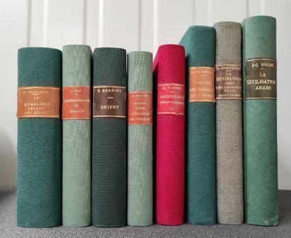 ORIENT : 8 volumes